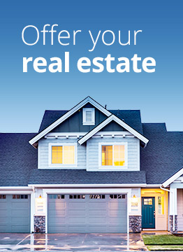 Offer your real estate