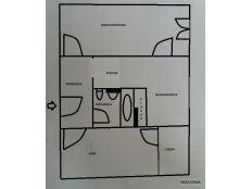 Siget, 2soban s loggiom, 54.49m2, 7/8 kat, kod škole