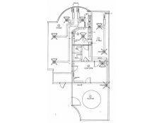 Medveščak, Medvedgradska, 5.5soban prostor, 154.50 m2